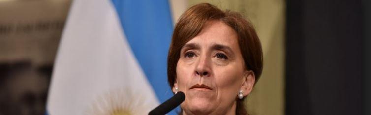 Marta Gabriela Michetti, Vicepresidenta de la Nación Argentina.