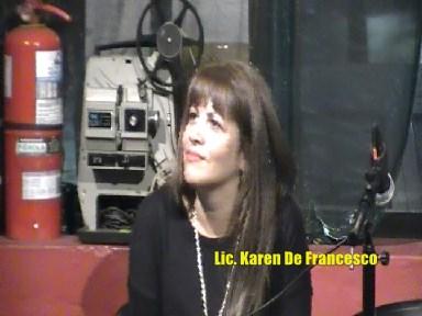 Lic. Karen De Francesco_0001